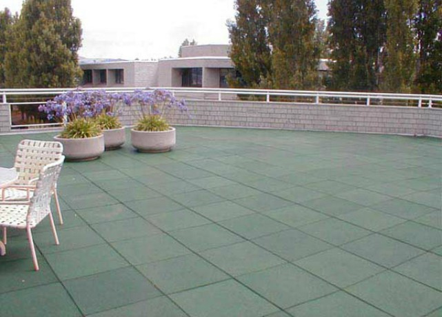 Turn Your Standard Roof Or Deck Into A Safer Greener More Versatile E